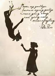 peter pan shadow quote daily quotes of the life