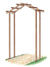 wedding arches building plans complete wedding arbor building plans my ideas