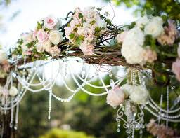 How To Decorate Wedding Arch Feels Romantic Wedding With Wedding Arch Home Design By John