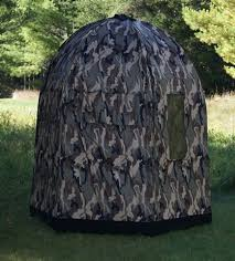 Primos Double Bull Double Wide Blind Trad Gang Com Pop Up Blind For 64in Bow