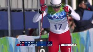 cross country skiing women sprint classic qualification complete