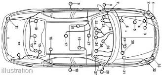 rover 75 wiring diagram and body electric system