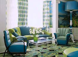 Living Room Interior Designs Blue Yellow Turquoise And Brown Living Room Ideas Yellow Floral Pattern Fabric