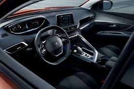 peugeot onyx interior peugeot storming paris auto show with suv offensive