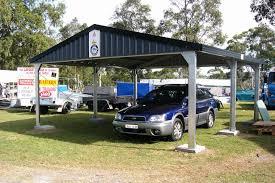 4 Car Carport Carports Sheds And Garages For Sale Ranbuild