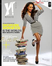 omowunmi akinnifesi is y magazine u0027s most beautiful woman in the
