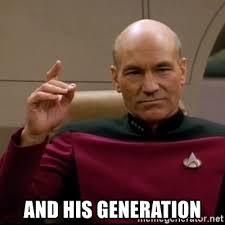 Jean Luc Picard Meme - jean luc picard meme generator meme generator jean luc picard 0 mo