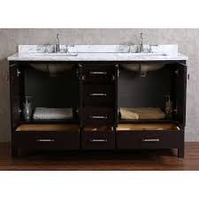 72 perfecta pa 5228 bathroom vanity double sink cabinet benevola