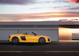 Audi R8 Specs - audi r8 v10 spyder specs 2016 2017 autoevolution
