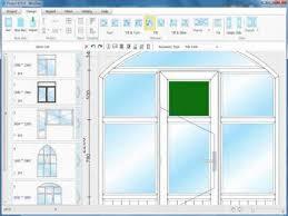 window and door design software softplan home design software