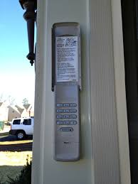 Garage Door Sensor Blinking by Garage Door Opener Dreaming Of A Ryan Homes Florence