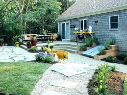 Patio Designs For Small Gardens Small Backyard Garden Ideas Bombilo Info