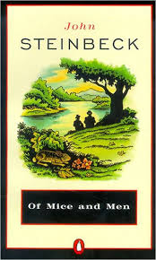 of mice and men centennial edition by john steinbeck paperback