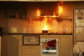 keep looking when cooking u201d for a fire safe kitchen