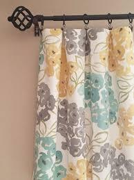 Gray And Yellow Kitchen Decor - innovative grey kitchen curtains and best 25 cafe curtains kitchen