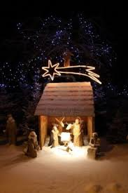 Home Interiors Nativity Set 152 Best Christmas Outside Images On Pinterest Christmas Ideas