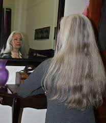 how to get gorgeous salt and pepper hair 43 best gray hair images on pinterest grey hair white hair and
