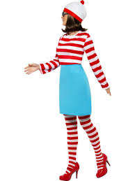 wanda halloween costume where u0027s wally wanda costume tv book and film costumes mega