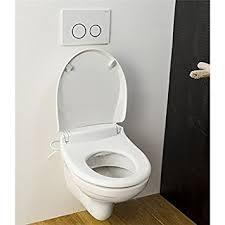 saniclean abattant de toilette japonais wc lavant et chauffant