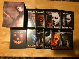 halloween the complete collection limited edition bluray