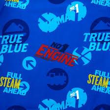 thomas tank engine fitted sheet blue toddler target