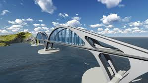 3d autocad arch bridge speedart design pinterest 3d
