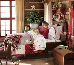 tagesdecke kinderzimmer weihnachtsdeko im kinderzimmer für fröhliche stimmung