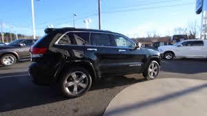 green jeep grand cherokee 2014 jeep grand cherokee overland black forest green ec337486