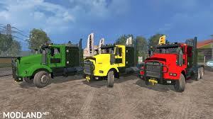 wooden kenworth truck kenworth v 1 0 mod for farming simulator 2015 15 fs ls 2015 mod