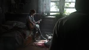 what u0027the last of us 2 u0027 reveal trailer tells us about naughty