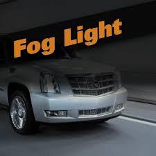 cadillac escalade fog lights cadillac escalade hid xenon fog light kit xenonsupply xs