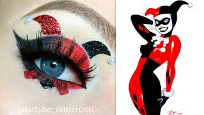 harley quinn makeup tutorial collaboration with elinsfxmakeup