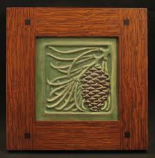 arts and crafts frames motawi tiles and other unique item for