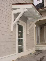 Small Awning Over Back Door 22 Best Frontyard Images On Pinterest Terraces Aphasia And