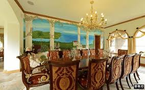 Italian Dining Room Furniture Boston Area Italian Dining Room Mediterranean Dining Room