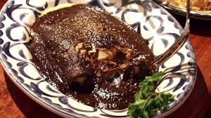 Spicy mole sauce in texas travel channel