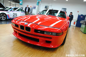 bmw supercar 90s the original bmw m8 prototype was a remarkable thing