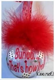 bunco dice ornament 3 ornament bunco ideas and bunco