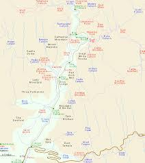map of zion national park map of zion zion national park springdale utah