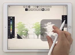 digital drawing website the stencil app that gives you custom stencil tools for digital