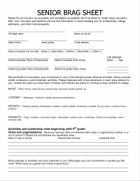 professional resume example brag sheet template your activities list admit this resume brag sheet template your activities list admit this resume template for activity sheet create professional resumes