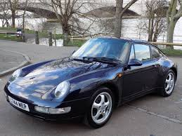porsche dark blue metallic classic chrome porsche 993 carrera 2 1994 l blue dark