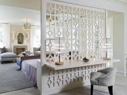 Modern Living Room Divider Home Design Room Divider Ideas 2 Half Wall Room Divider With