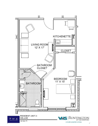 huntington floor plan living features u2013 the huntington at the newport