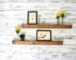 Distressed Wood Shelves by Fireplace Mantel Mantel Shelf Distressed Wood Rustic Home