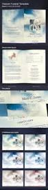 funeral programs template free graphics designs u0026 templates