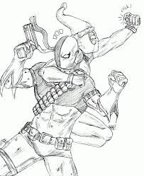deadpool coloring pages free printable coloring pages coloring