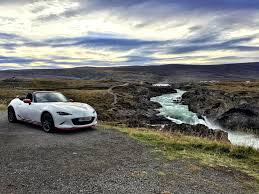 land rover iceland in pictures a lap of iceland in a mazda mx 5 by car magazine