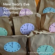 12 new year u0027s eve ideas for kids