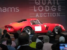 Ferrari California 1962 - ferrari 250 gto reaches 38 million in sale at bonhams